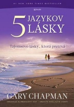 5 JAZYKOV LÁSKY - Chapman Gary
