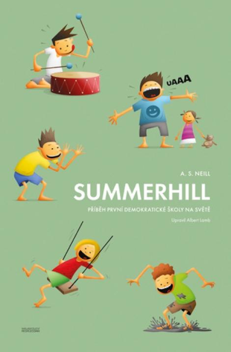 SUMMERHILL - A.S. Neill