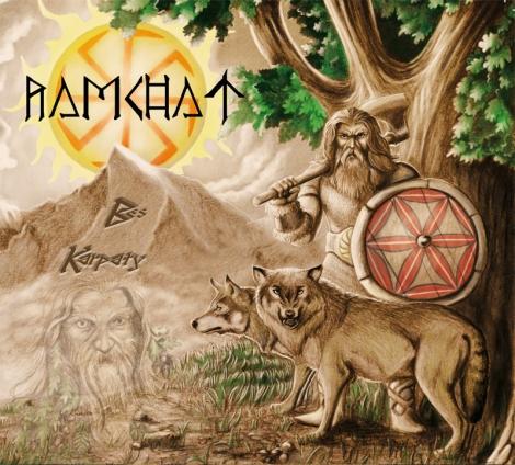 RAMCHAT - Bes / Karpaty (CD)