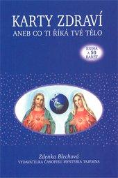 KARTY ZDRAVÍ (kniha + karty) - Blechová Zdenka