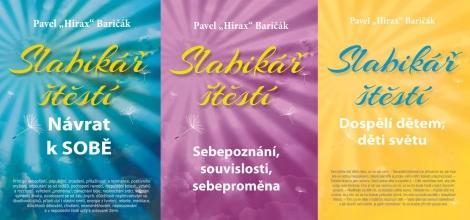 Slabikář štěsti 1 + 2 + 3 - Kolekcia kníh