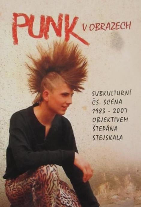 PUNK V OBRAZECH - Štepán Stejskal