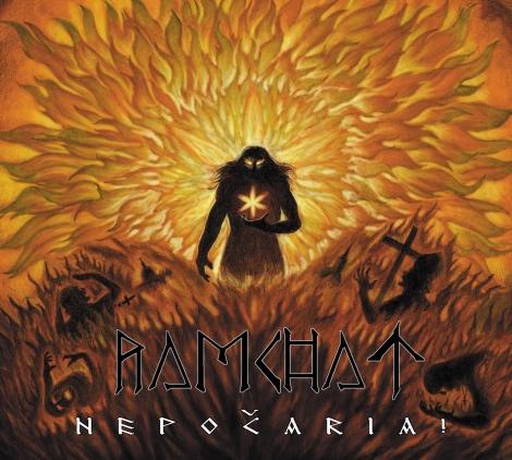 RAMCHAT - Nepočaria! (CD)