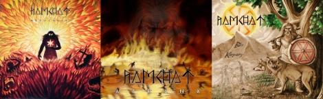 RAMCHAT - Nepočaria + Atrana + Bes-Karpaty (LP + LP + LP)