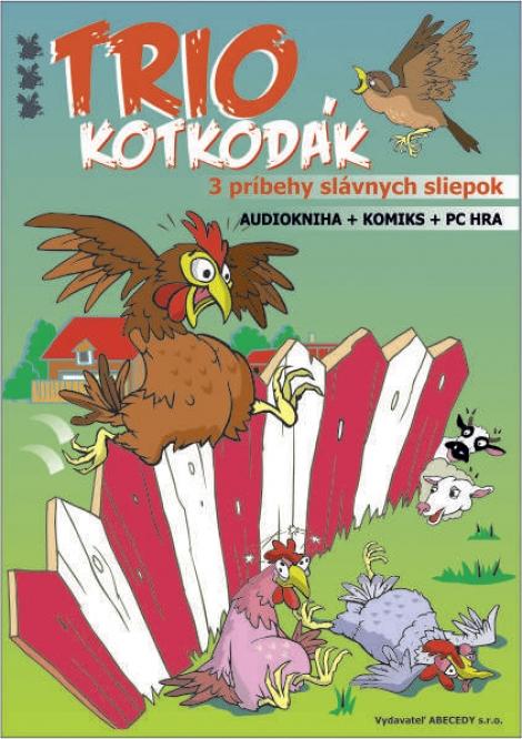 Trio Kotkodák - kolektív