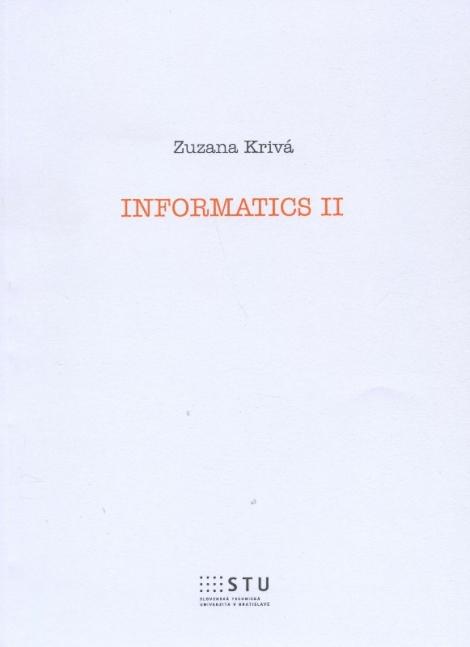 Informatika II - Zuzana Krivá