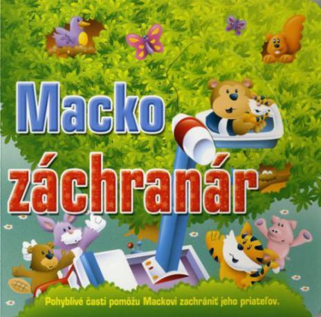 Macko záchranár - Brenda Apsleyová
