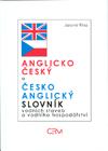 Anglicko-český a česko-anglický slovník vodních staveb - Jaromír Říha