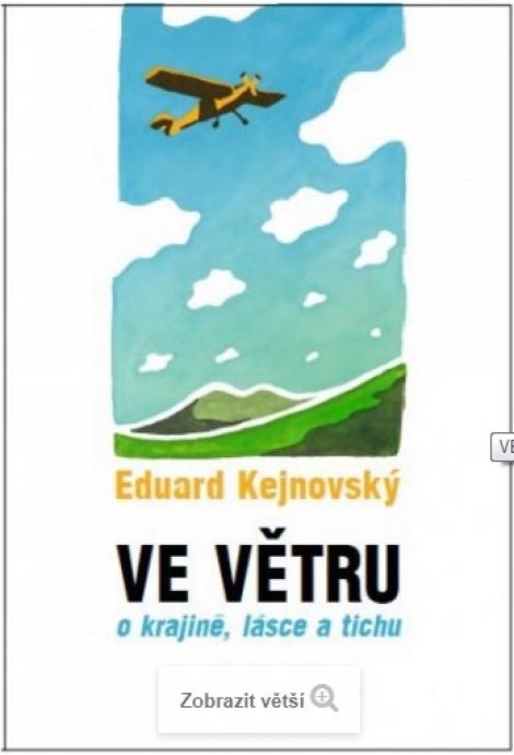 Ve větru - Eduard Kejnovský