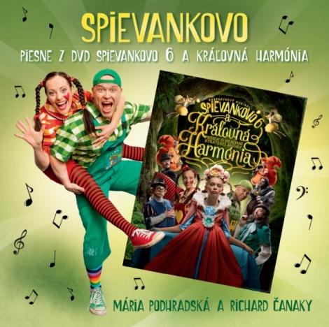 Piesne z DVD Spievankovo 6 a kráľovná Harmónia - Spievankovo IV.