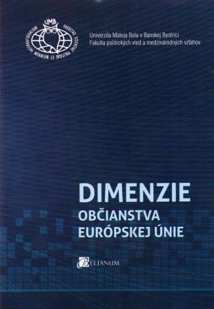 Dimenzie občianstva Európskej únie - Martina Bolečeková