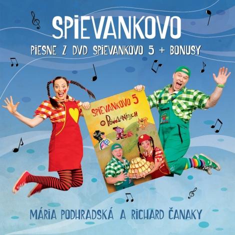 Piesne z DVD Spievankovo 5 + bonusy - Spievankovo III.
