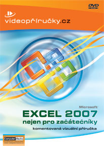 Excel 2007 nejen pro začátečníky (DVD)