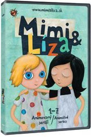 Mimi a Líza DVD - Animovaný seriál pre deti