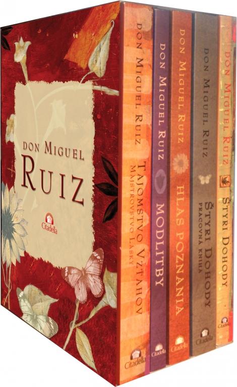 Miguel Ruiz - komplet - Don Miguel Ruiz