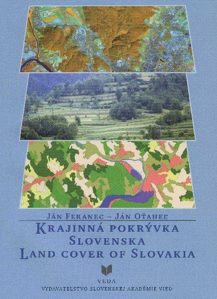 Krajinná pokrývka Slovenska/ Land cover of Slovakia