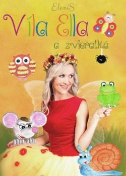 Víla Ella a Zvieratká - DVD -