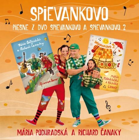Piesne z DVD spievankovo a spievakovo 2 - Spievankovo I.