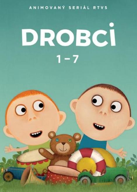 Drobci DVD - Vanda Raýmanová, Michal Struss