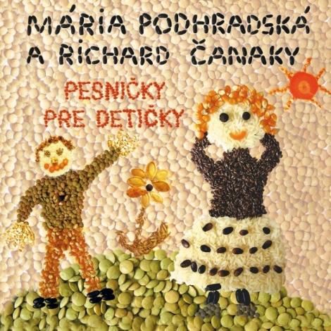 Pesničky pre detičky - Spievankovo - Mária Podhradská, Richard Čanaky